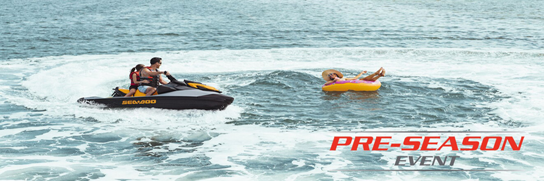 Sea-Doo PRE SEASON EVENT