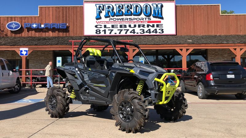 2020 Polaris RZR XP1000HIGH LIFT