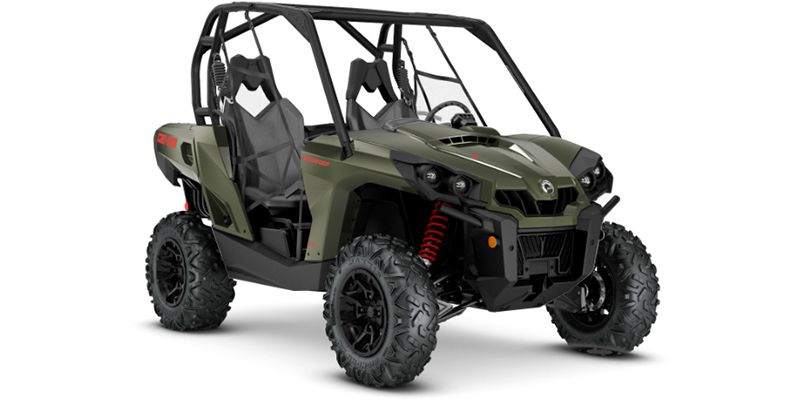 2018 Can-Am COMMANDER