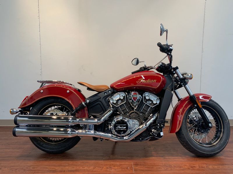 2020 Indian Motorcycle Scout® 100th Anniversary