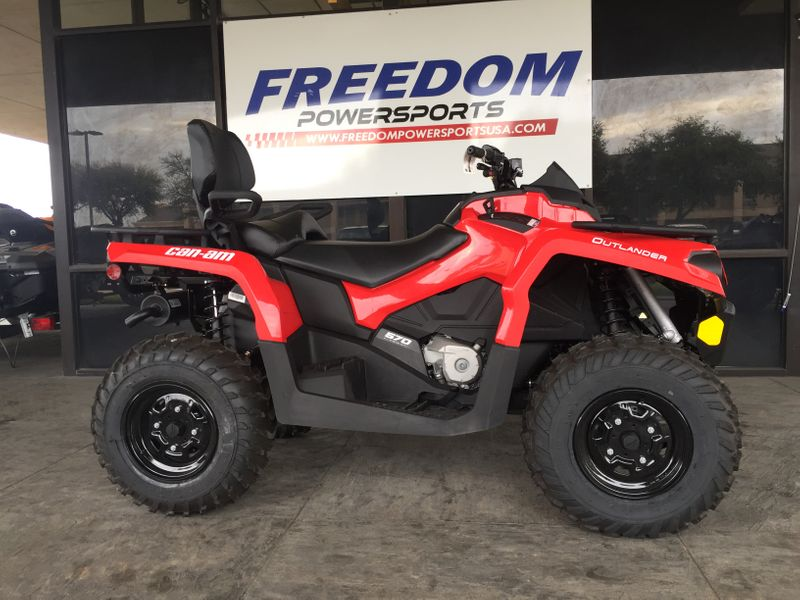 2020 Can-Am OUT MAX 570