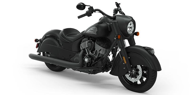 2020 Indian Motorcycle CHIEF DARK HR