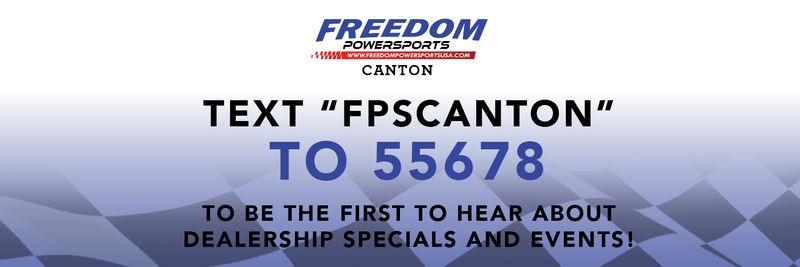 Text FPSCANTON to 55678!