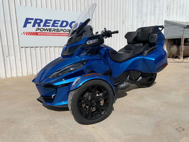 2019 Can-Am SPYDER RT-LMTD SE6