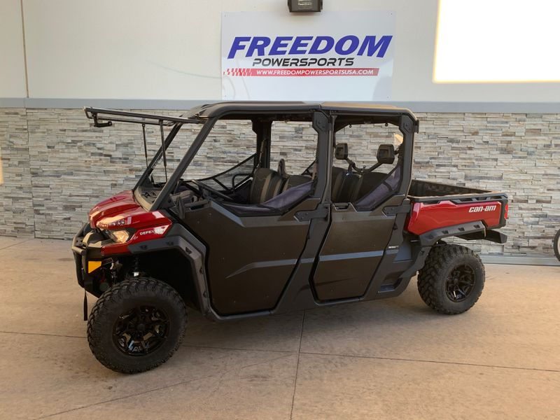 2018 Can-Am DEFEND MAX XT HD10