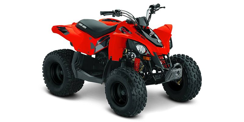 2020 Can-Am DS 90