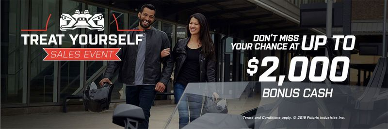 TREAT YOUR SELF SALES EVENT