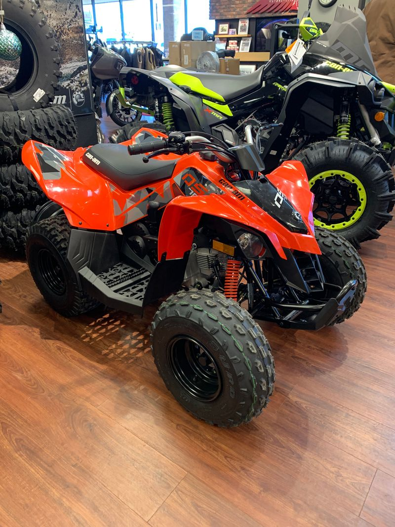 2020 Can-Am DS 70