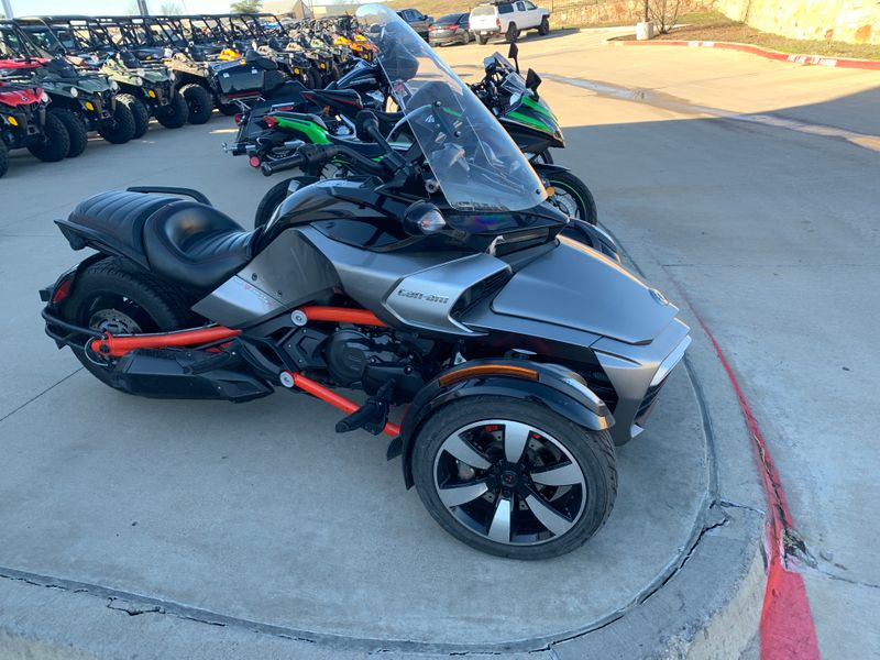 2015 Can-Am SPYDER F-3 S