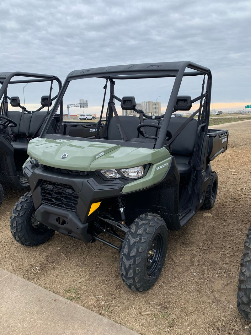 2020 Can-Am DEFENDER HD 5