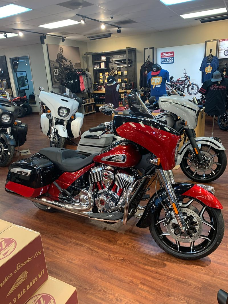 2020 Indian Motorcycle CHIEFTAIN ELITE