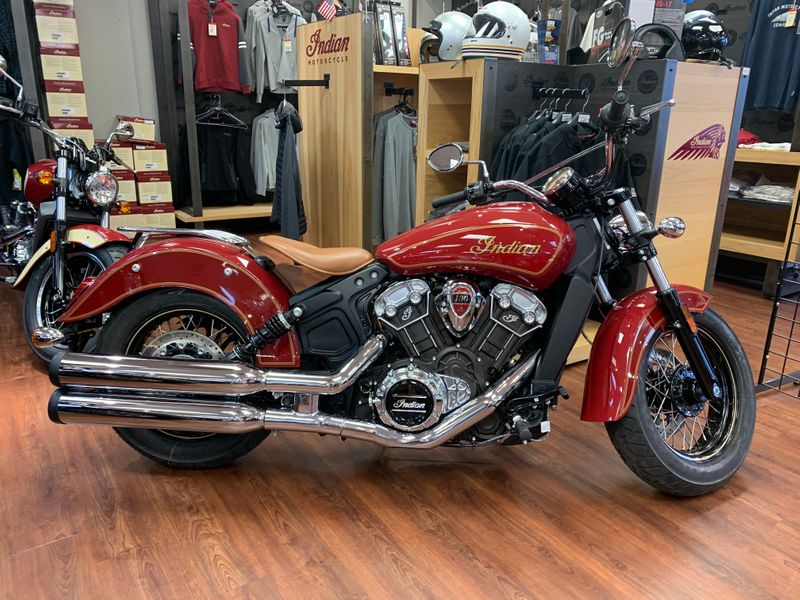2020 Indian Motorcycle SCOUT 1OOTH ANN.