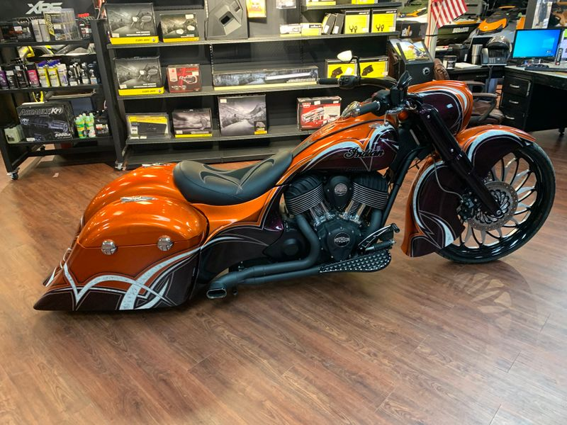 2016 Indian Motorcycle SPRINGFIELD
