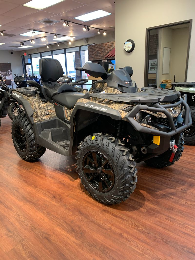 2020 Can-Am OUTLANDER MAX XT650