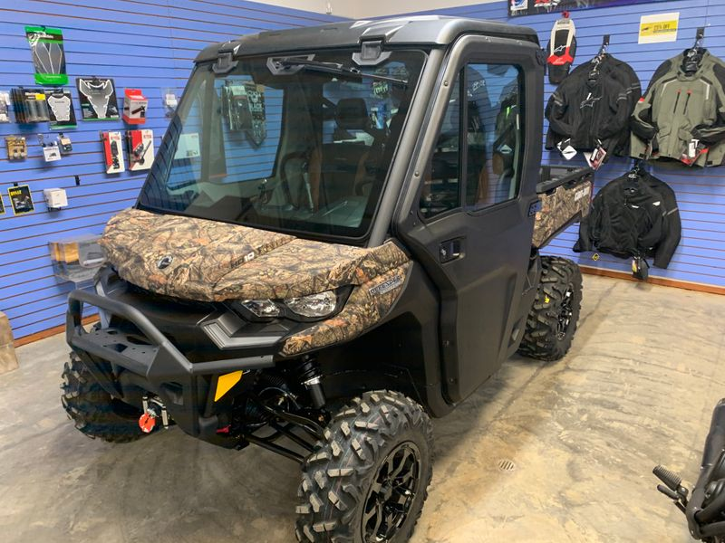 2020 Can-Am DEFENDER LIMITED CAB
