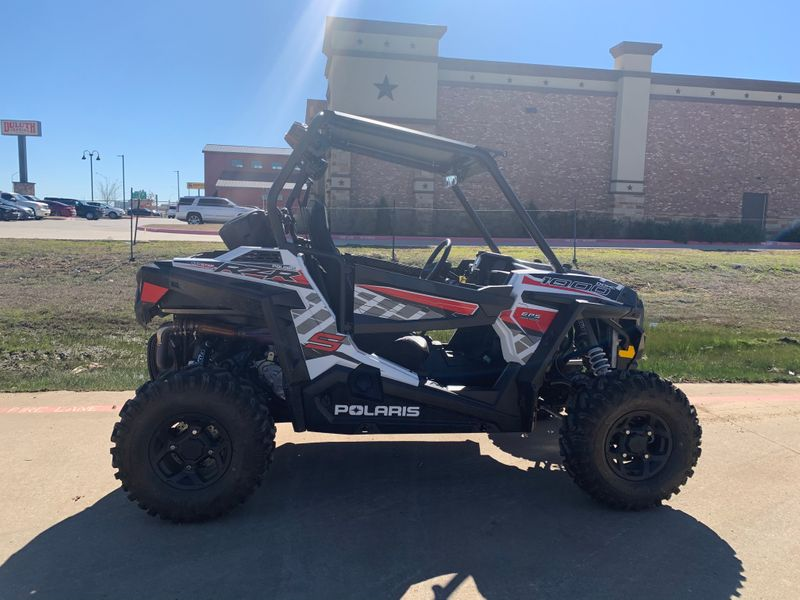 2016 Polaris RZR 1000 S EPS