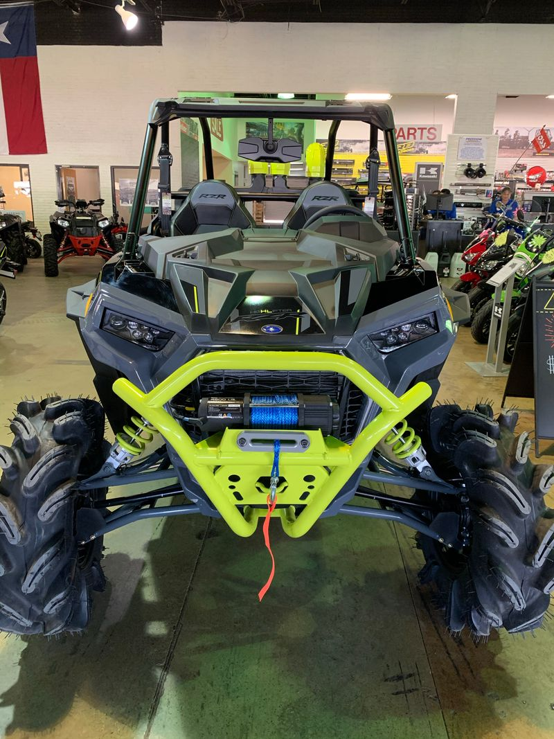 2020 Polaris RZR XP 1000 HL