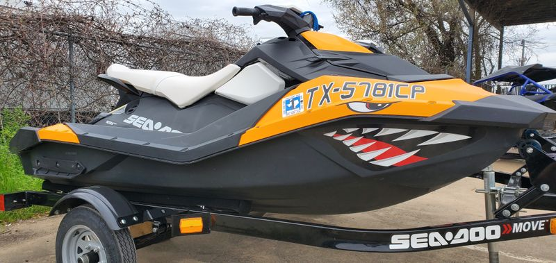 2015 Sea Doo SPK 3UP