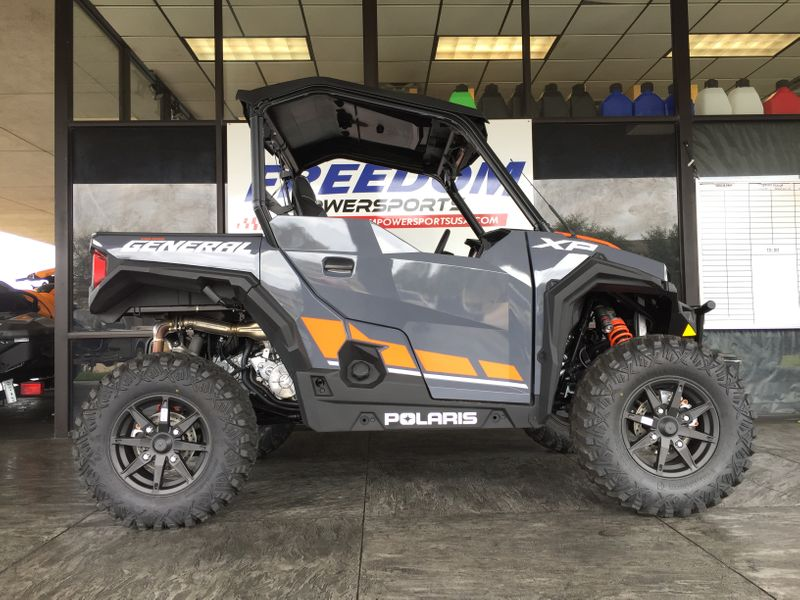 2020 Polaris GEN XP 1000 DLX
