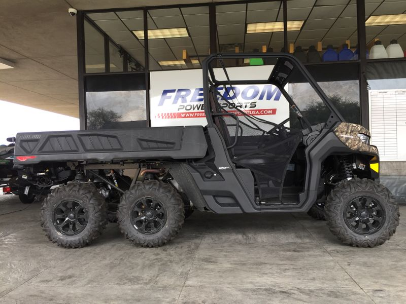 2020 Can-Am DEFEND 6X6 DPS HD10