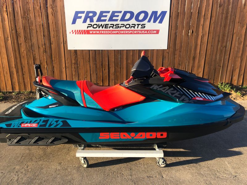 2019 Sea Doo WAKE 155