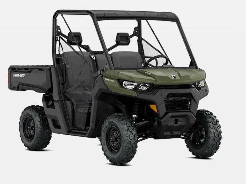 2020 Can-Am DEF HD8