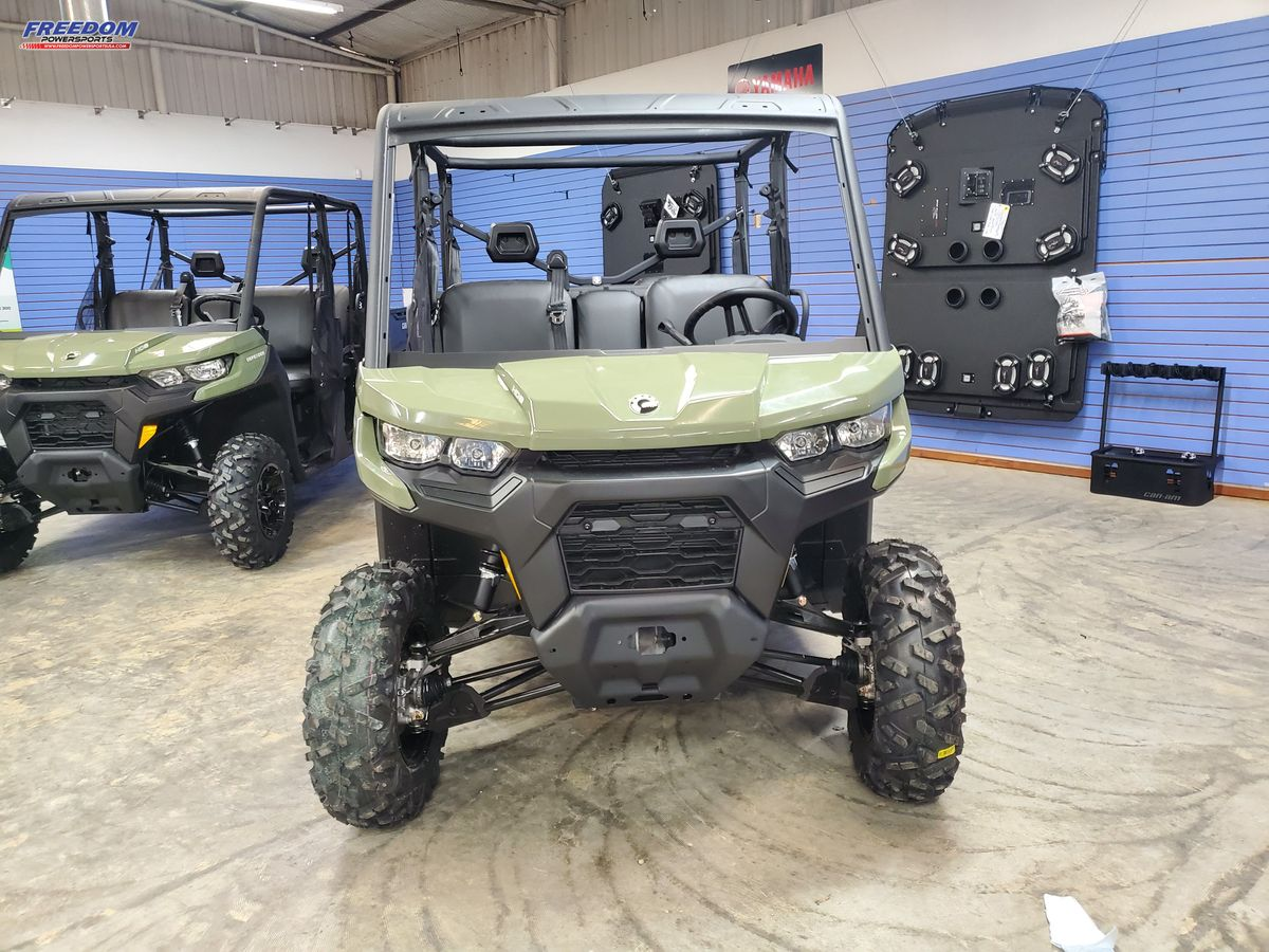 2021 Can-Am DEFENDER MAX DPS HD8 | Freedom Powersports ...