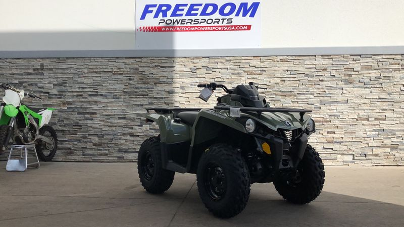 2020 Can-Am OUT DPS 570