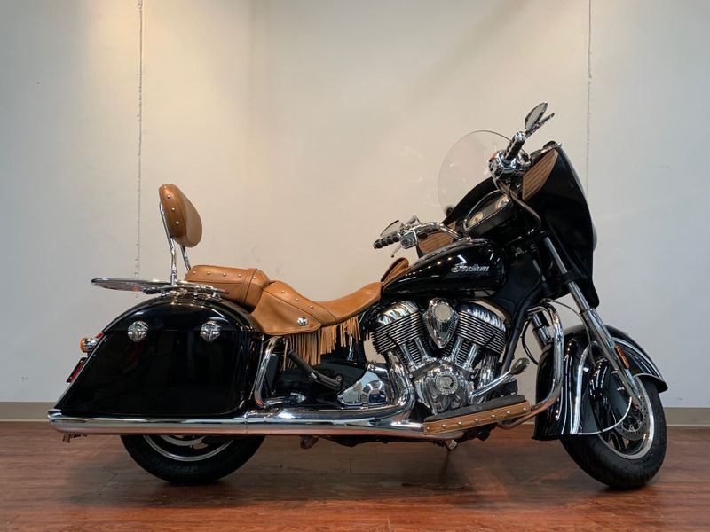 2015 Indian Motorcycle CHIEFTAIN