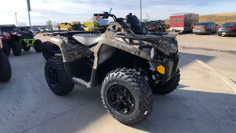 2019 Can-Am OUTLANDER DPS 570