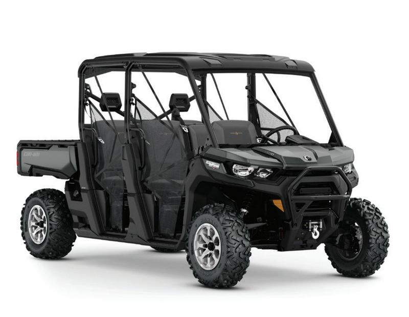2020 Can-Am DEFEND MAX TEXHD10