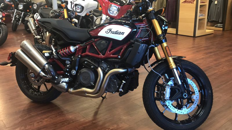 2019 Indian Motorcycle FTR 1200 S