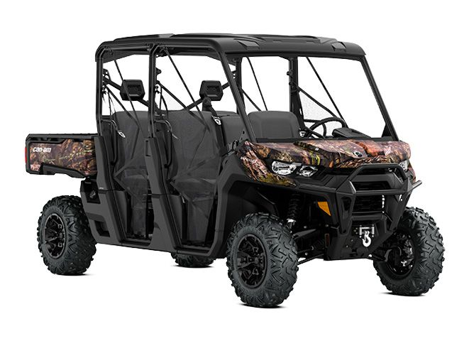 2020 Can-Am DEFEND MAX XT HD8