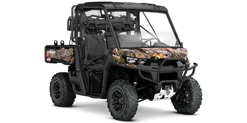 2019 Can-Am Defender Mossy Oak™ Hunting Edition HD10