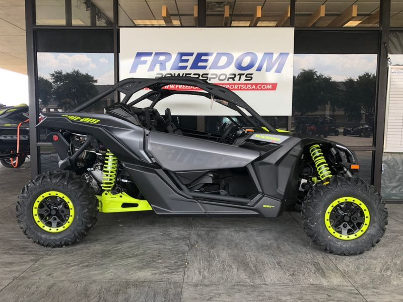 2020 Can-Am MAV X3 X DS TURBO RR
