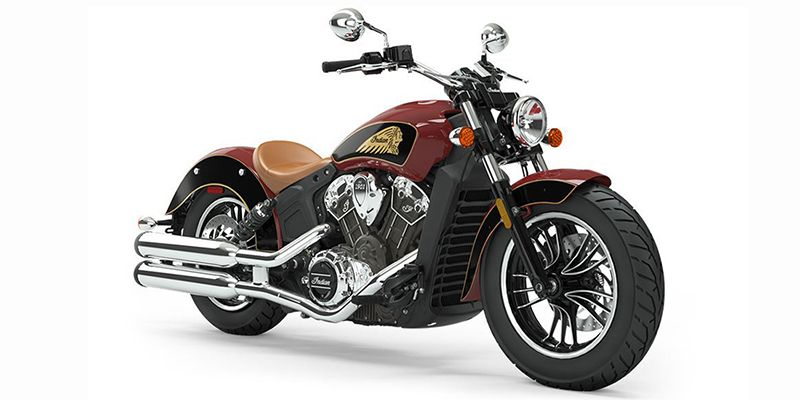 2019 Indian Motorcycle SCOUT ABS