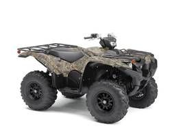 2019 Yamaha GRIZZLY EPS 4WD HUNT