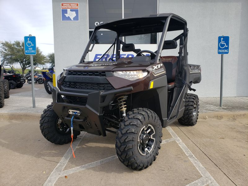 2020 Polaris Ranger XP® 1000 Texas Edition