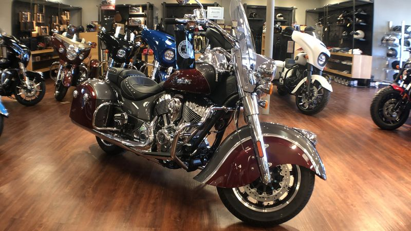 2019 Indian Motorcycle SPRINGFIELD