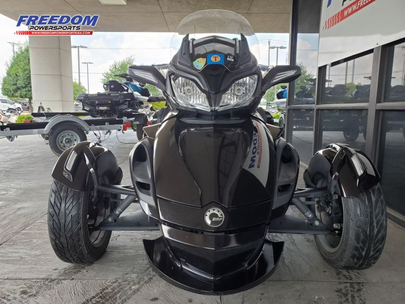2014 Can-Am SPYDER