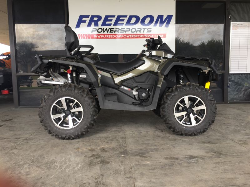 2020 Can-Am OUT MAX LTD 1000R
