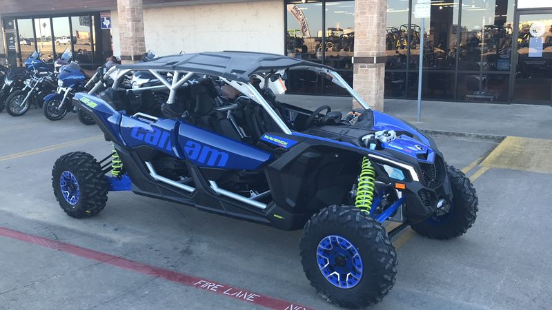 2020 Can-Am MAVERICK X3 MAX XRS