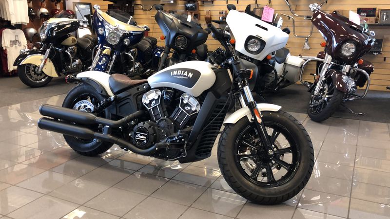 2019 Indian Motorcycle SCOUT BOBBER ABS ICO