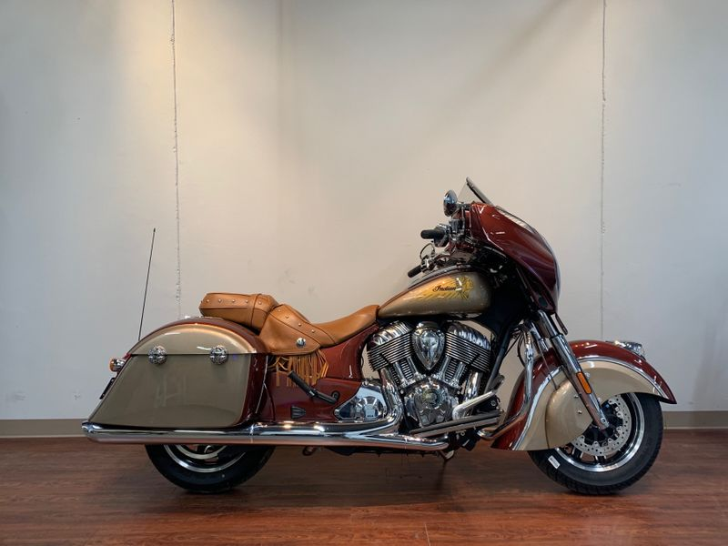 2020 Indian Motorcycle CHFTN CLASSIC ICON