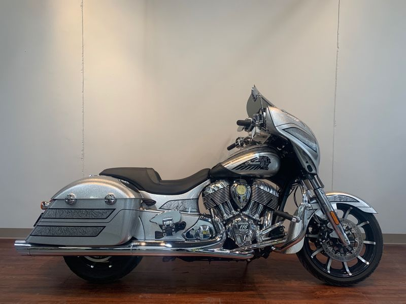 2018 Indian Motorcycle Chieftain® Base