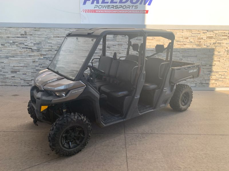 2018 Can-Am DEFENDER MAX HD10