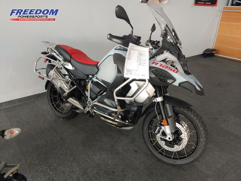 2020 bmw r1250gs adventure | freedom powersports huntsville
