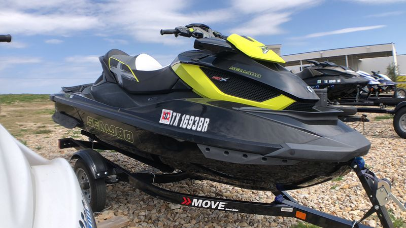 2012 Sea Doo 260 RXT  IS