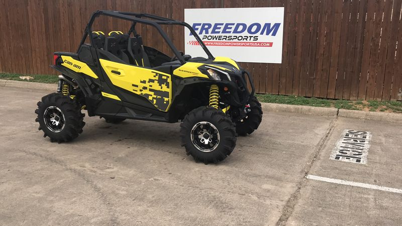 2019 Can-Am MAV SPORT XMR 1000R