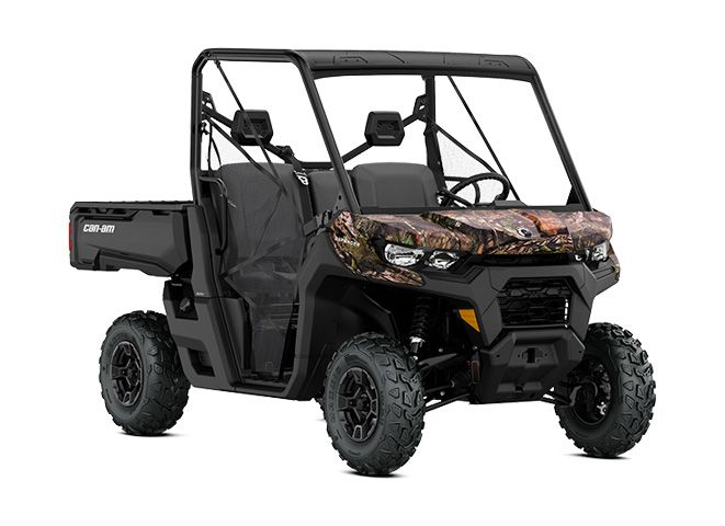 2020 Can-Am DEFEND DPS HD8